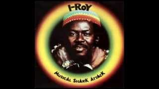 I Roy - Musical Shark Attack - FULL LP