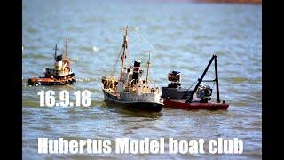 Hubertus model boat club 16/9/18