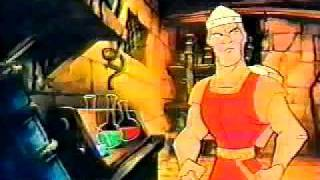 Dragon S Lair Deleted Scene Boiling Pot