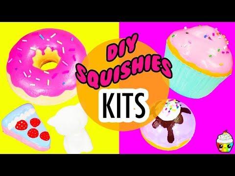 DIY Make Your Squishies Kits Karina Garcia Squishy Kit, Cra-Z-Art Cra-Z-Squeezies