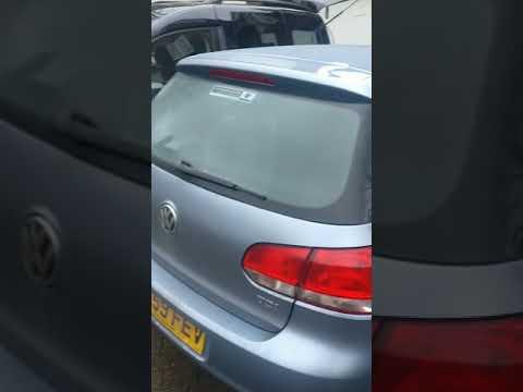 VW Golf 1.6 TDi Diagnostics & Engine Carbon Clean
