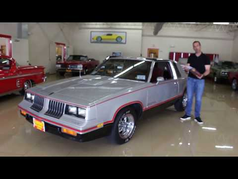 '84 Oldsmobile 442 Hurst for sale with test drive, driving s