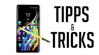 Samsung Galaxy Note 9 - Die besten Tipps und Tricks (Deutsch) | SwagTab