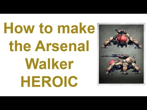 Destiny 2: Public Event Arsenal Walker: Deposit Arc Charges - How to make HEROIC