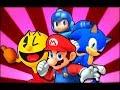 Mario Vs Sonic Vs Mega Man Vs Pac-Man (Rap Battles Of Video Games All-Stars)(Season 5)
