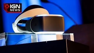 IGN News - Sony Reveals Project Morpheus PlayStation 4 VR Headset