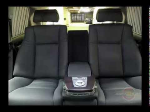 Комфортный салон на Toyota Land Cruiser 200