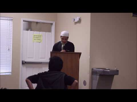 Sayeed Smith Khutba at Valley Crescent School 2020