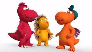 Мультики - Кокоша - Маленький Дракон - Зубы Болдуина - Мультфильмы для детей