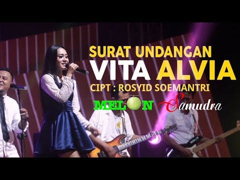 Vita Alvia - Surat Undangan (Official Music Video)