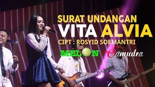 Gambar cover Vita Alvia - Surat Undangan (Official Music Video)