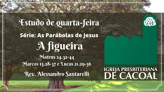 Série: As Parábolas de Jesus - A figueira