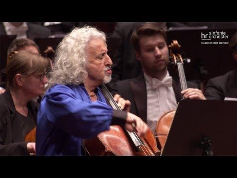Tschaikowsky: Rokoko-Variationen ∙ hr-Sinfonieorchester ∙ Mischa Maisky ∙ Paavo Järvi