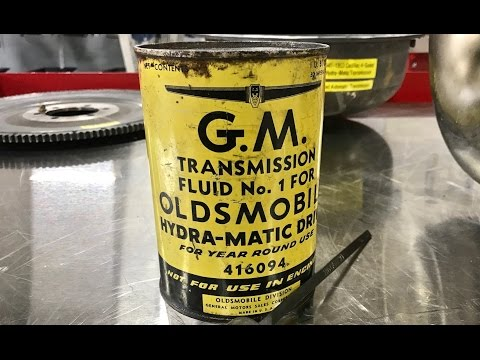World's First Mass Produced Automatic Transmission - Part 1- Introduction and History