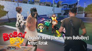 Download lagu BoBoiBoy OST: Kotak - Jagalah Bumi