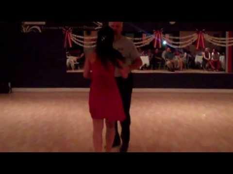 USO Party Jim McManus & Kristie Swing