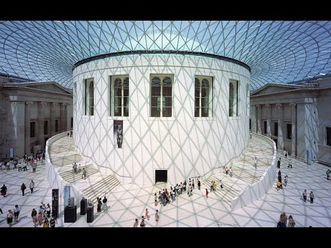 The British Museum, London - 4K