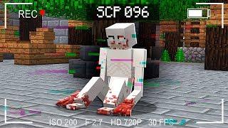 SCP 096 Found in Minecraft.. *SECRET RECORDING*