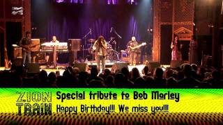 Happy Birthday Bob Marley HD 1080p - Wailers 2/3/2011