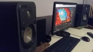 Polk Signature S20 Sound Test