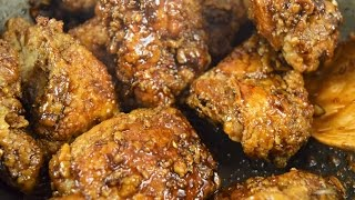 Bonchon Soy Garlic Chicken Recipe  RAPSA!