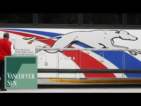 Greyhound Ends Service In B.C. And Prairies | Vancouver Sun