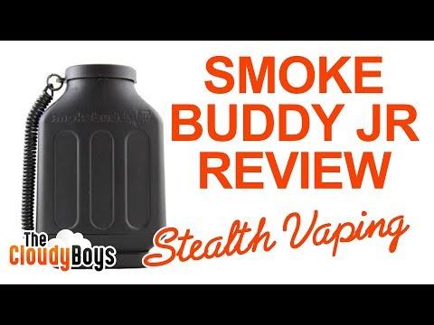 Smoke Buddy Jr Review - The Cloudy Boys