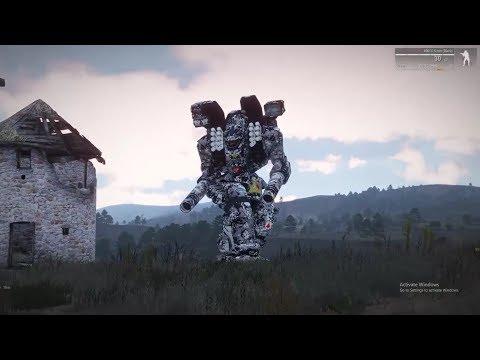 ArmA 3 - Macross/Robotech Tomahawk by Egil Ballestad