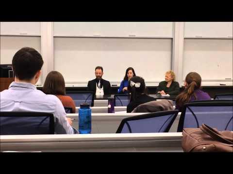 Mentor Night at DePaul University - Chicago Women in Publishing