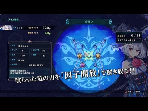 PS4「竜星のヴァル…