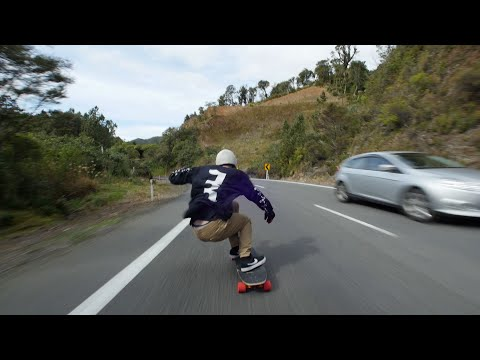 Thumbnail: Longboarding: Fast and Sketchy