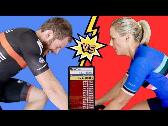 The Husband VS. Wife FTP Test