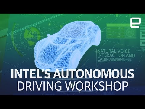 Intel Innovation Center for Autonomous Driving | First Look