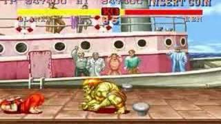 Street Fighter II Blanka All Perfect 1/2
