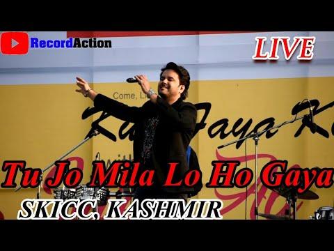 Tu Jo Mila   Javed Ali   Live at Skicc