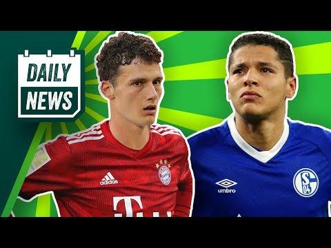 Offiziell: FC Bayern verpflichtet Pavard! Higuain zu Chelsea? Chaos auf Schalke: Party in Porto!