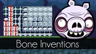 Bad Piggies - BONE INVENTIONS (Field of Dreams) - Request