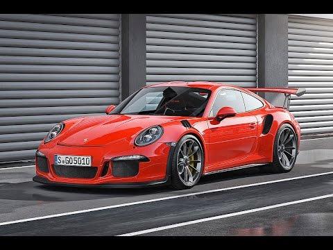 Porsche GT3 RS @Nurburgring 7:28:890
