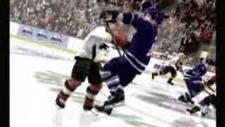 NHL 2001 PC - Intro movie