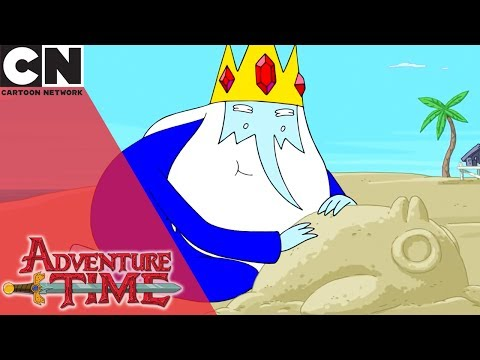Adventure Time | BREAKING NEWS: Missing Dolphin | Cartoon Network