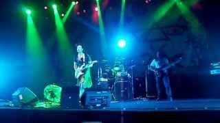 Steve vai live in Jakarta - Gravity Storm - full ver. [HD]