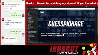 Game Night Stream - 2017 08 10