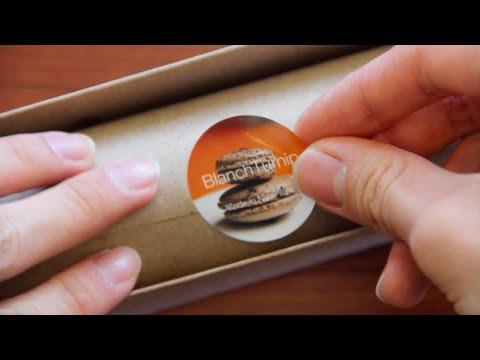 Macaron Packaging (By BlanchTurnip)