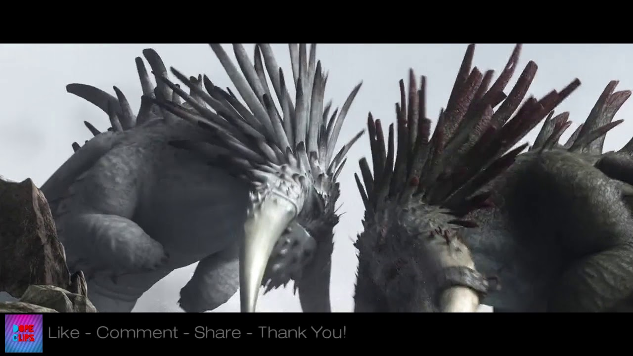 How To Train Your Dragon 2 Alpha Vs Alpha 2014 1 2 Dopeclips Youtube
