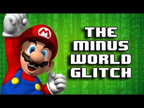 The Minus World Glitch