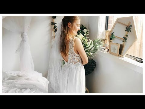 Trying Ebay Wedding Dresses Under