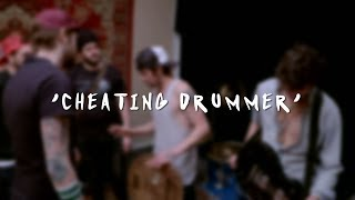 Cheating Drummer Caught Red Handed Jamming With Cover Band
