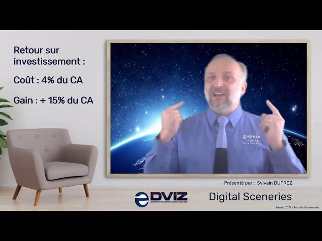 eDVIZ Décors numériques