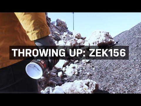 THROWING UP: ZEK 156