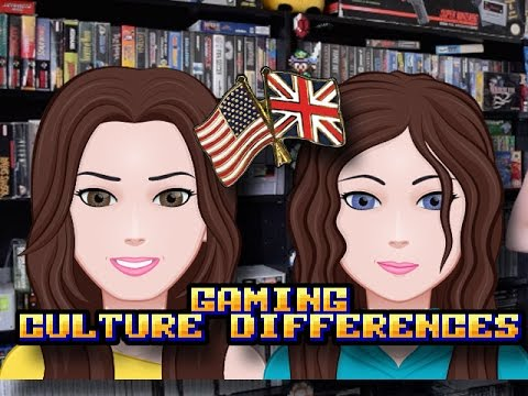 2 Girls, 1 Gaming Topic: Gaming community - UK and U.S Differences (TheGebs24)